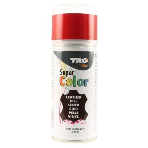 TRG One Sprej na kůži Super Color - Červená 339 Scarlett