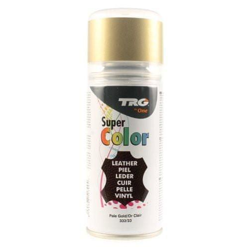 TRG One Sprej na kůži Super Color - Zlatá 333 Pale Gold