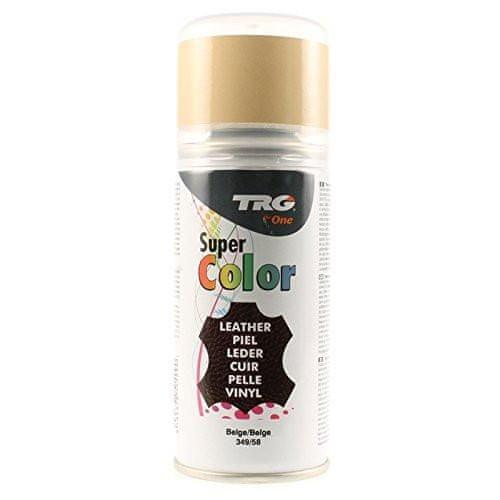 TRG One Sprej na kůži Super Color - Béžová 349 Beige