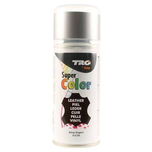 TRG One Sprej na kůži Super Color - Stříbrná 312 Silver