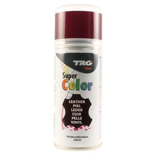 TRG One Sprej na kůži Super Color - Vínová 336 Mulberry