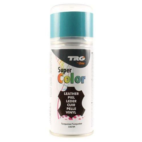 TRG One Sprej na kůži Super Color - Modrá 330 Turqoise