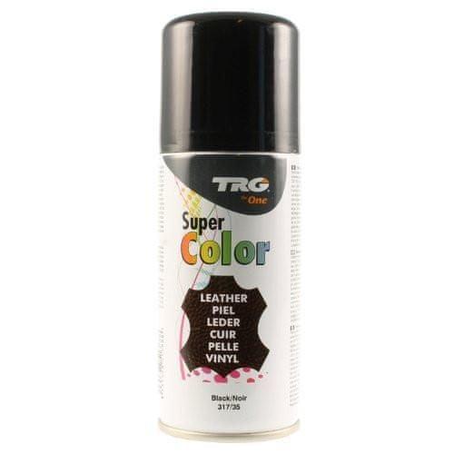 TRG One Sprej na kůži Super Color - Černá 317 Black
