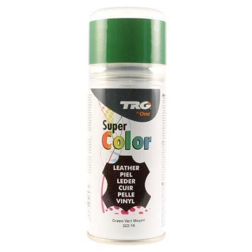 TRG One Sprej na kůži Super Color - Zelená 322 Green