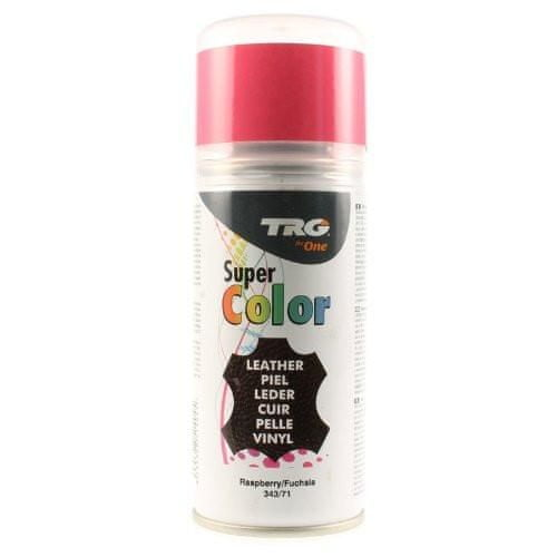 TRG One Sprej na kůži Super Color - Růžová 343 Raspberry