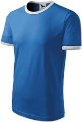 Malfini Světlemodré dětské tričko kontrastní