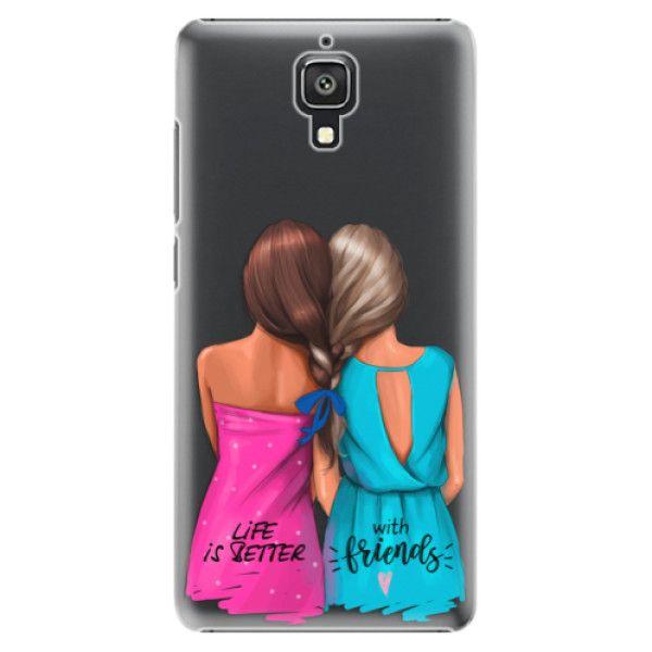 iSaprio Plastový kryt - Best Friends pro Xiaomi Mi4