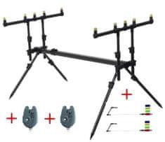 JAF Capture Rodpod Capture Legendary Pod + ZDARMA 2ks signalizátorů Passion RZ + vahadla