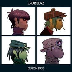 Gorillaz: Demon Days - CD
