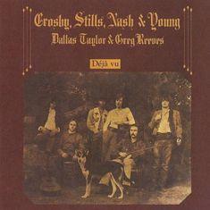 Crosby, Stills, Nash & Young: Déja Vu - CD