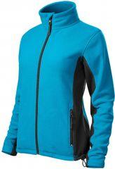 Malfini Tyrkysová dámská fleecová bunda