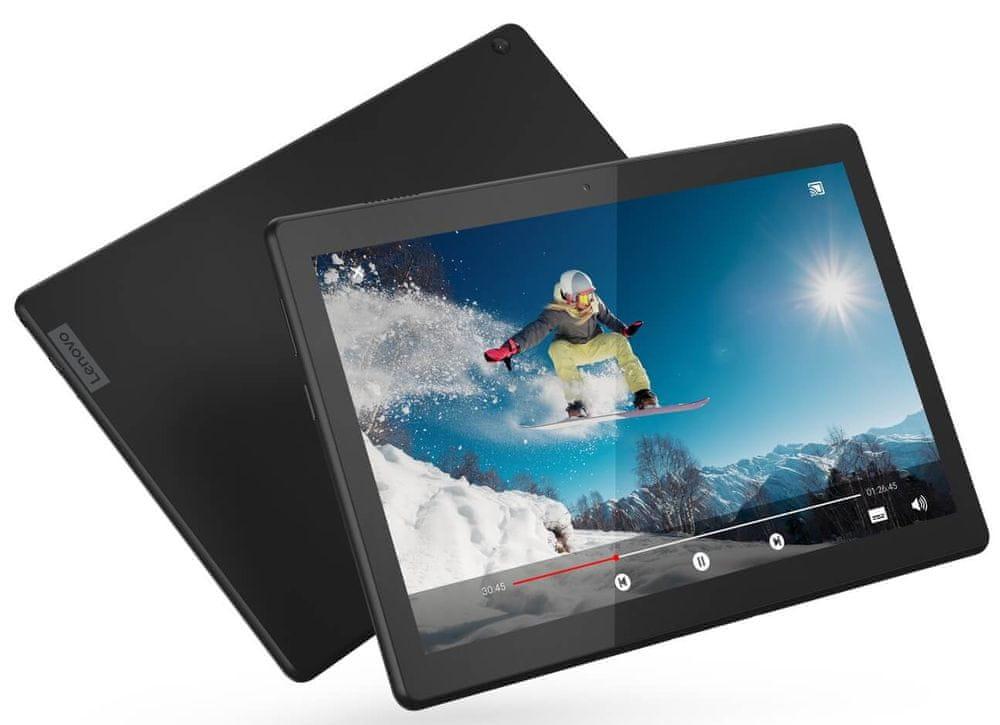 Lenovo Tab M10 HD, 2GB/32GB, LTE, Black (ZA4H0003CZ)