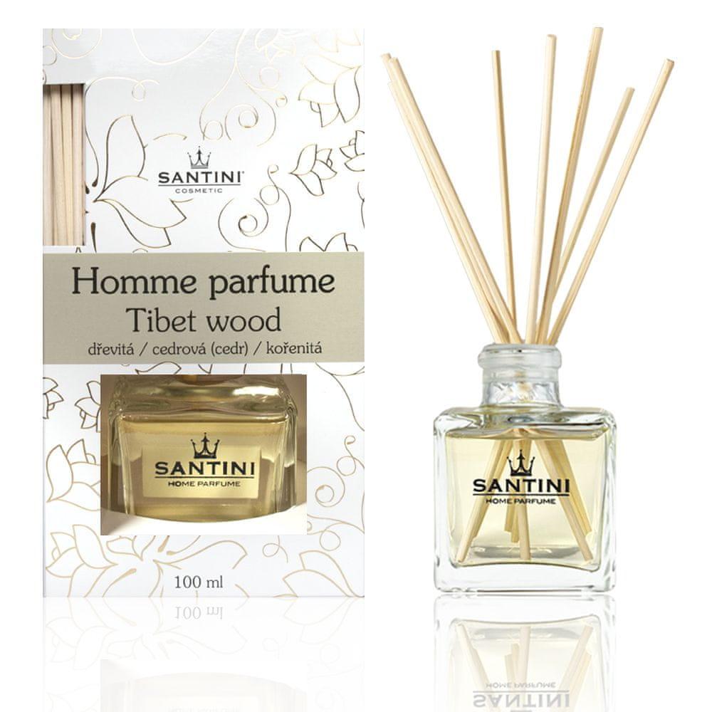 Santini Cosmetic Bytový difuzér SANTINI - Tibet Wood