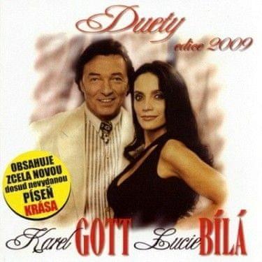 Gott Karel, Bílá Lucie: Duety (2009) - CD