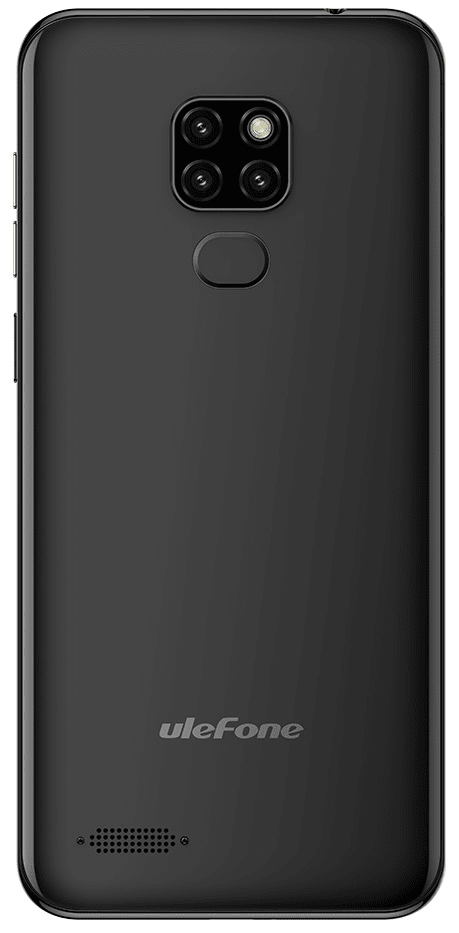 Ulefone Note 7P, 3GB/32GB, Black