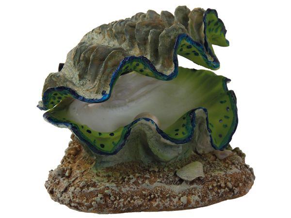 Aqua Excellent Dekorace akv. Vzduchovací Škeble 12×10×5,5 cm