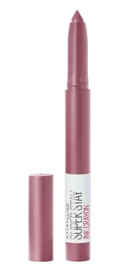 Maybelline Superstay Ink Crayon, rdečilo v obliki svinčnika, 25 Stay Exceptional