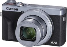Canon aparat PowerShot G7 X Mark III Silver (3638C002)