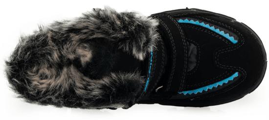 ALPINE PRO chłopięce buty zimowe Ento