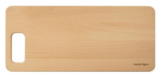 Stanley Rogers daska za rezanje, bukova, 45x20x1,5 cm