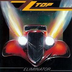 ZZ Top: Eliminator (Edice 1984) - CD