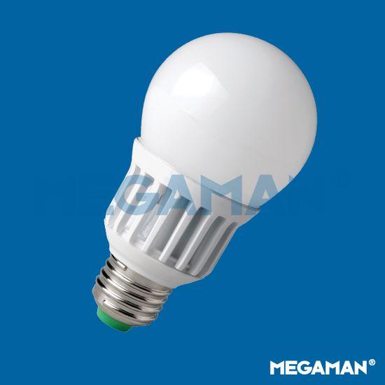 MEGAMAN MEGAMAN LED LG0408dv2 8W E27 2800K stmievateľná
