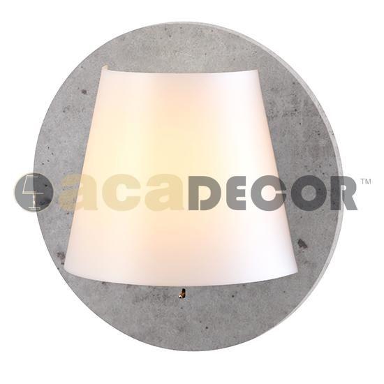 ACA ACA Lighting Wall a amp; Ceiling LED nástenné svietidlo ZM165LEDWC