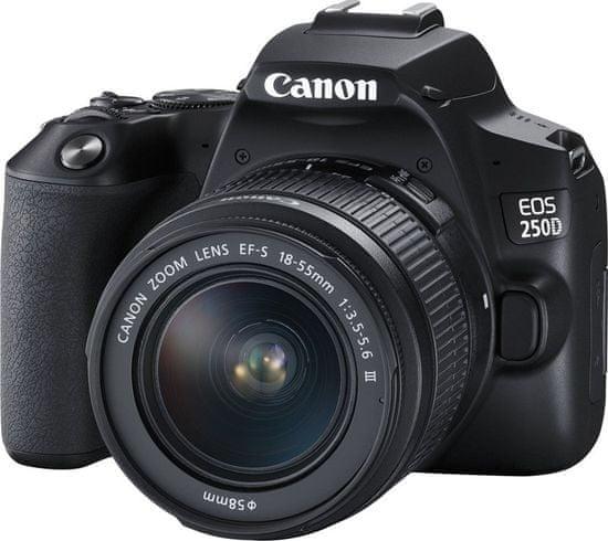 Canon EOS 250D + 18-55 DC