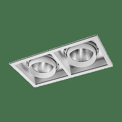 Gracion Gracion LED vstavané svietidlo R86-84-4090-15-WH 253466605