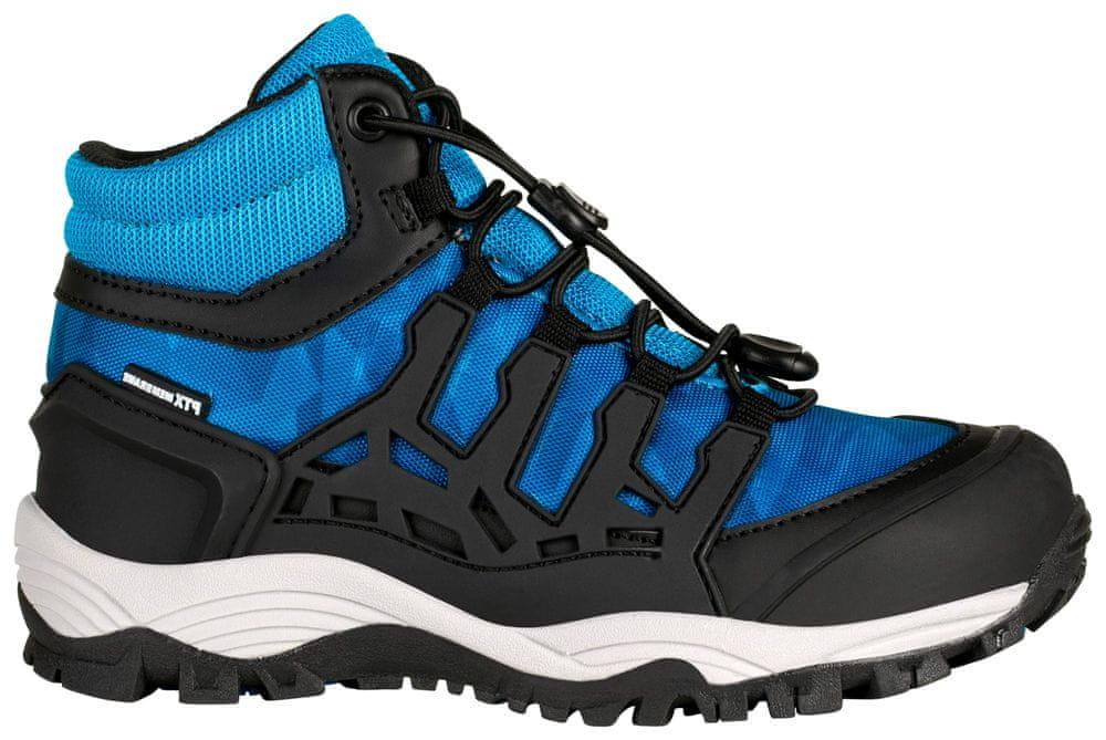 ALPINE PRO chlapecké outdoorová obuv Elimo 29 modrá