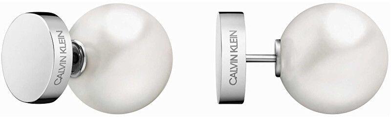 Calvin Klein Oboustranné náušnice Bubbly KJ9RME040600