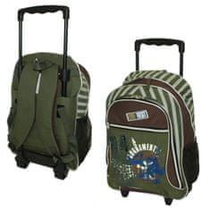 Denis školska torba s kotačima