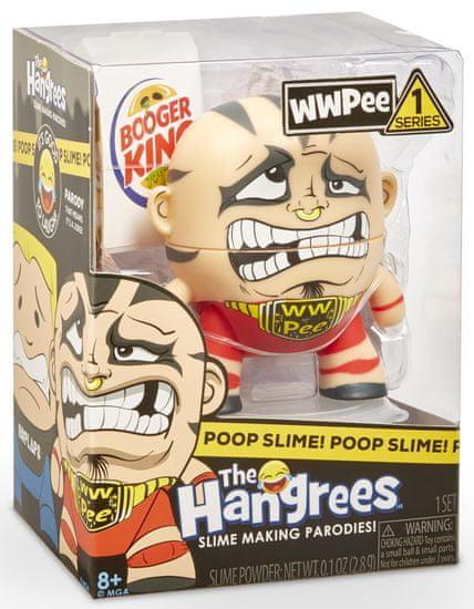 Hangrees Éhező - WWPee