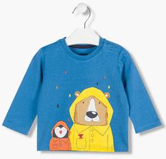 Losan chlapecké tričko 68 modrá