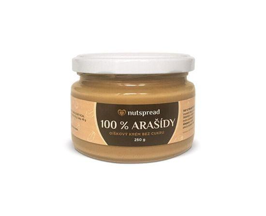 Nutspread 100% Arašídový krém