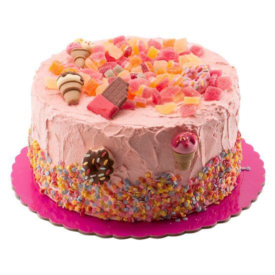Dekora Cukrová dekorace zmrzlina a cukrovinky