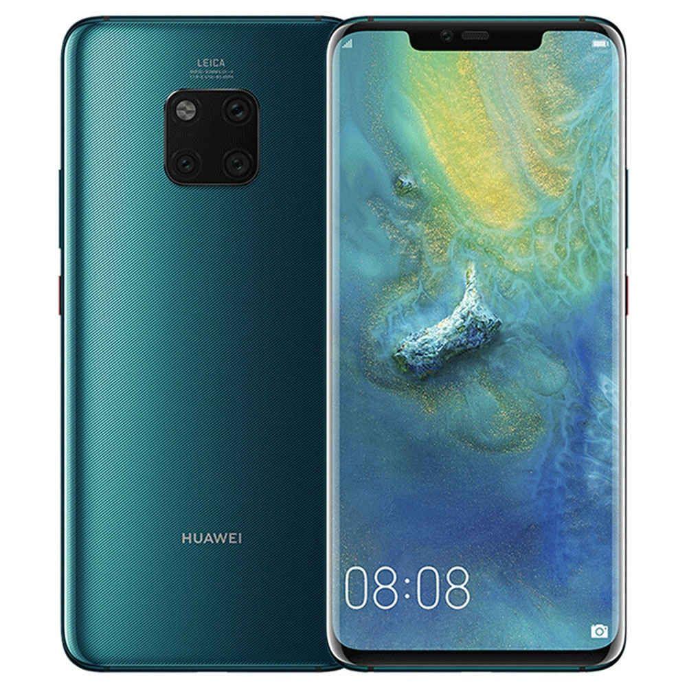 Huawei Mate 20 Pro, 6GB/128GB, SINGLE SIM, Emerald Green