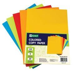 Leviatan Intenziv Mix barvni papir, A4, 1/100 (960138)