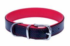 BAFPET pasja oprsnica CARBON, 66 cm, rdeča