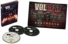 Volbeat: Let's Boogie! - From Telia Parken (2x CD) - CD
