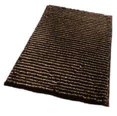ROUTNER Fürdőszoba-szőnyeg, cseh produkció, PESCINA Barna - 50 x 80 cm