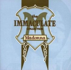 Madonna: Immaculate Collection (1990) - CD