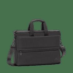 RivaCase 8630 torbica, 39,6 cm, črna