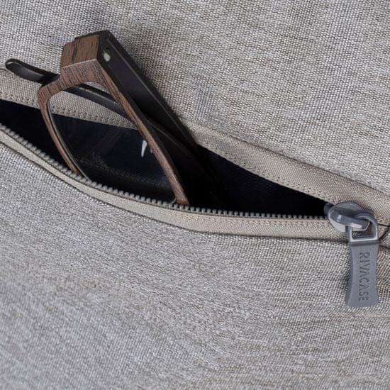 RivaCase 7760 nahrbtnik, 39,6 cm (15.6''), siv