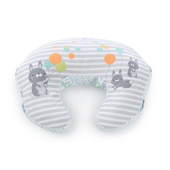Ingenuity Polštář na kojení s hrazdičkou Hop Art™ 0m+