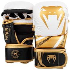 "VENUM Sparingové MMA rukavice ""Challenger"" biela/zlatá, L/XL"