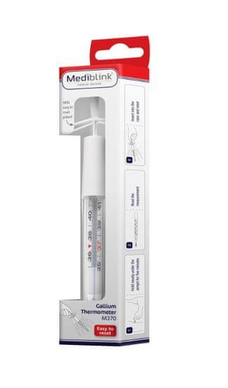 Mediblink galijev termometer M370