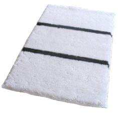 ROUTNER Fürdőszoba-szőnyeg, cseh produkció, IRSINA Fehér - 50 x 80 cm
