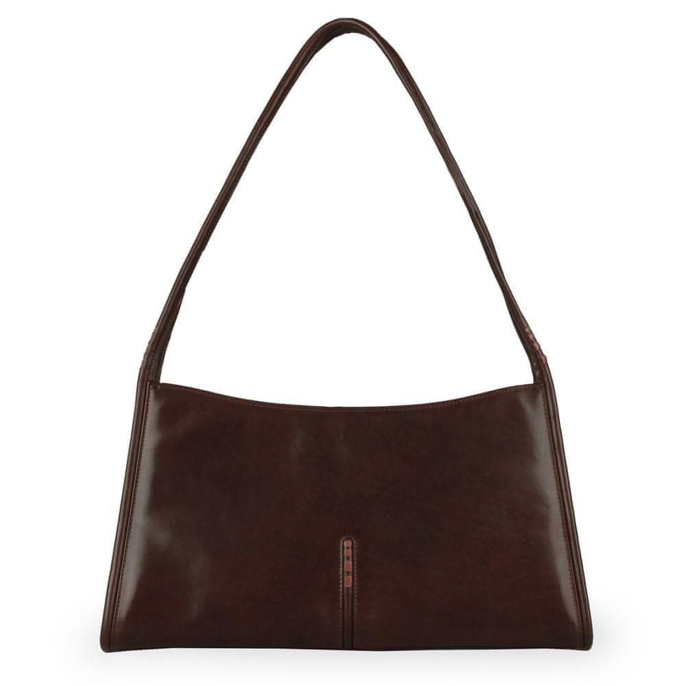 Hajn Dámská kožená kabelka přes rameno 1134014