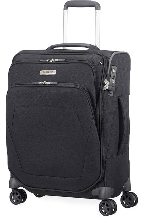 Samsonite Kabinový cestovní kufr Spark SNG Spinner 65N 43 l černá